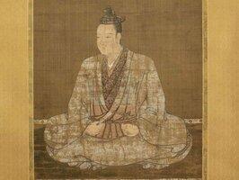 明智光秀公肖像画(本徳寺所蔵)