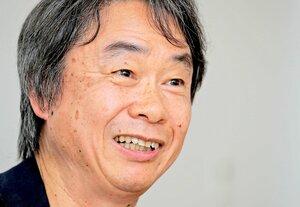 ゲーム文化を発展させた功績として初めて文化功労者に選ばれた宮本茂フェロー(京都市南区・任天堂)