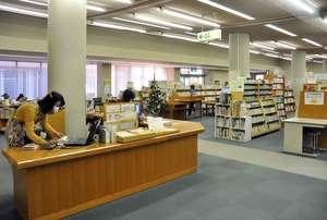 【資料写真】宇治市中央図書館