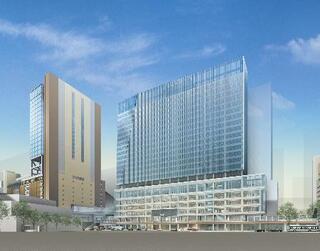 JR大阪駅西側に新駅ビル建設へ