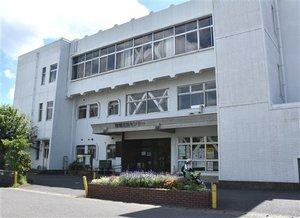 36カ所ある市民センターの一つ。市役所支所や公民館など複数の機能を備える(大津市北大路1丁目)