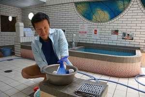 「京都 玉の湯」を経営する西出さん