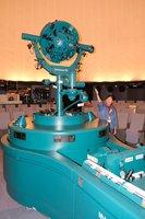 23年間稼働し、12月1日で引退する3号機(京都市伏見区・市青少年科学センター)
