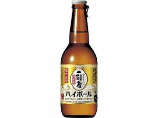 全量芋焼酎「一刻者(いっこもん)<樽貯蔵>ハイボール」 280ml壜 新発売