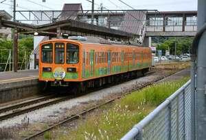 近江鉄道(滋賀県甲賀市)