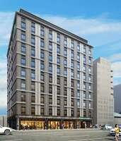 プリンスホテルが宿泊特化型の新ブランドで阪急大宮駅近くにオープンするホテルのイメージ図