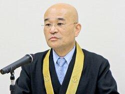浄土宗宗務総長に川中氏 「お寺が活動しやすい仕組みを」