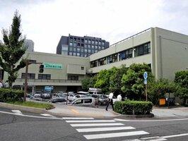 滋賀県が立ち退きを求めて提訴した県教育会館(大津市梅林1丁目)