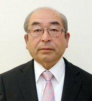 無投票再選された野瀬喜久男氏