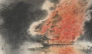 堂本印象美術館に川端龍子がやってくる 圧倒的迫力の日本画の世界