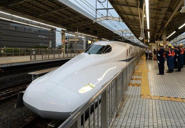 【資料写真】東海道新幹線