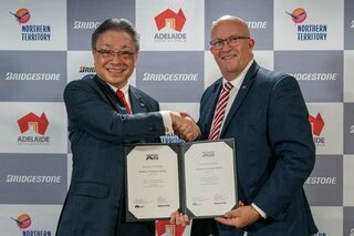 世界最高峰のソーラーカーレース「BWSC」のタイトルスポンサー契約を更新