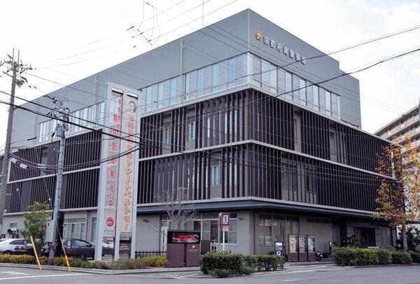 京都府警南署