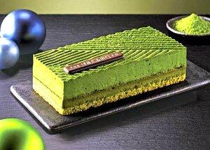 伊藤久右衛門とセブンーイレブン・ジャパンが共同開発したクリスマスケーキ