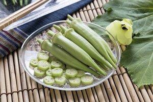タキイ種苗が発売したオクラ新品種「ヘルシエ」