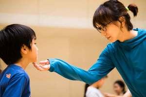 ダンサー康本雅子さんの性教育ワークショップ(京都市北区)