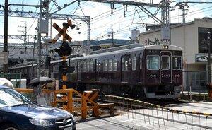 【資料写真】阪急電鉄京都線