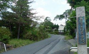 【資料写真】3小学校と統合して小中一貫校になる周山中(京都市右京区京北)