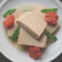 高野豆腐の炊いたん