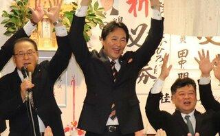 「レジ袋禁止条例」推進の現職が当選 京都・亀岡市長選、争点乏しく低投票率