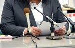 戸籍上の性別を女性とするよう求める審判を京都家裁に起こした申立人(京都市中京区)